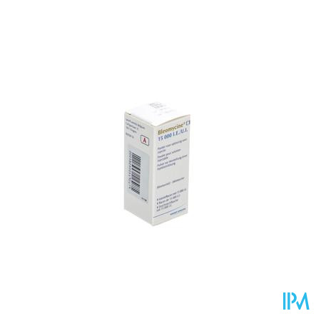 Bleomycine Amp 1 X 15mg