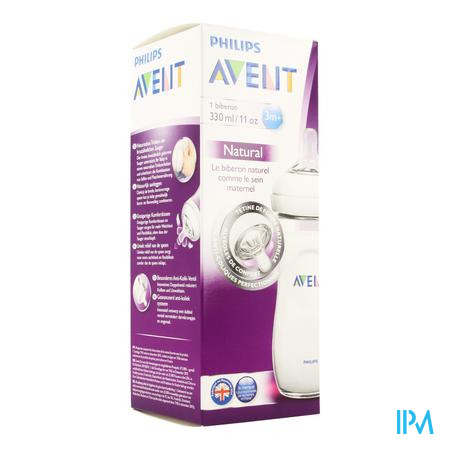 Philips Avent Zuigfles Natural 330 ml
