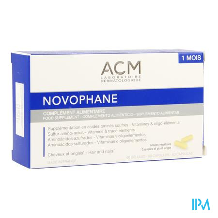 Novophane Capsule 5x12