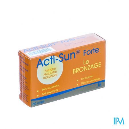 Acti-Sun Forte 60 capsules