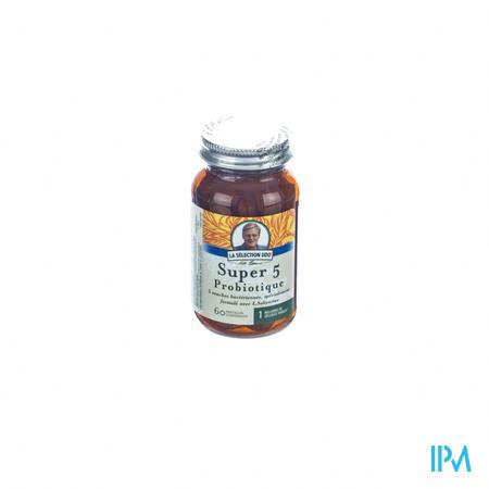 Udo's Choice Super 5 60 capsules