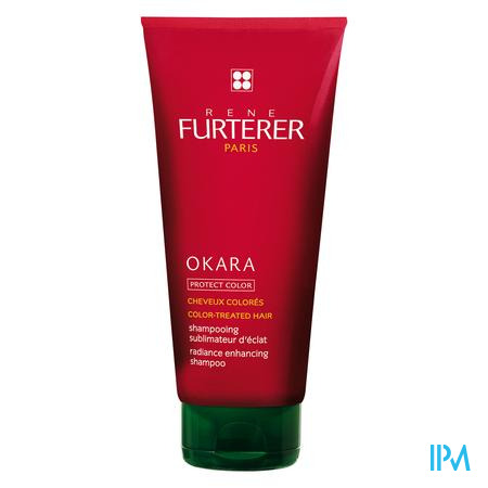 Furterer Okara Protect Color Shampoo Tube 200ml