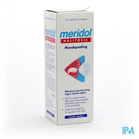 Meridol Halitosis Mondspoeling 400 ml