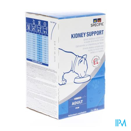 Specific Chat Kidney Support FKW 7x100 g