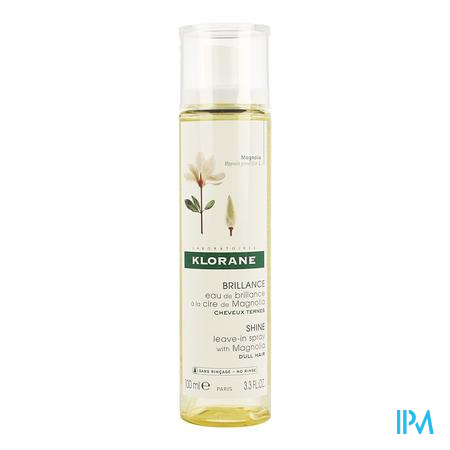 Klorane Capil. Spray Glanswater Magnolia 100ml