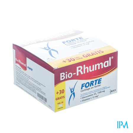 Bio-Rhumal Forte 180 + 30 gratis tabletten