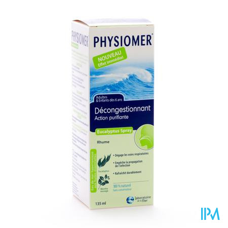 Physiomer Eucalyptus Spray 135 ml