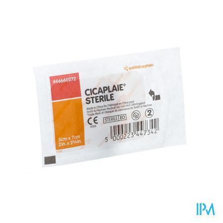 Cicaplaie Steriel Verband 5cm x 7cm 66660272 1 stuk