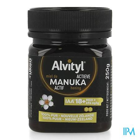 Alvityl Honey Manuka Iaa 18+ Pot 250g