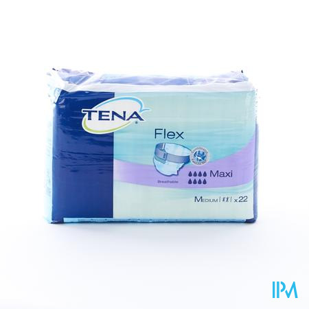 Tena Flex Maxi M 71-102cm 22 pièces