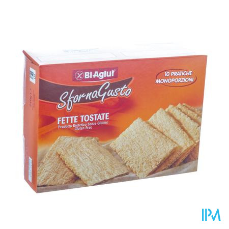 Bi-Aglut Toast 6192 240 g