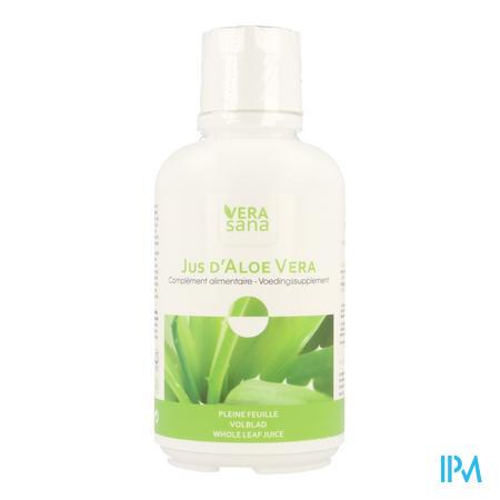 Aloe Vera Sap 1 Liter Vera Sana
