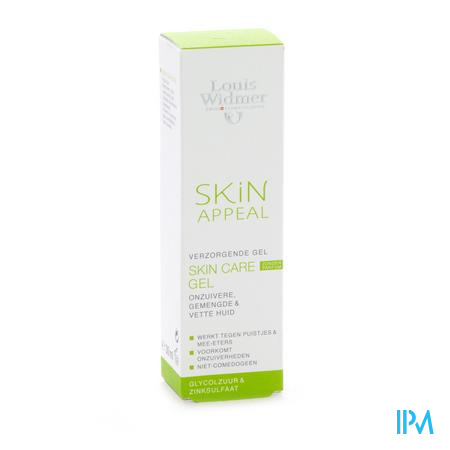 Louis Widmer Skin Appeal Skin Care Gel 30 ml gel