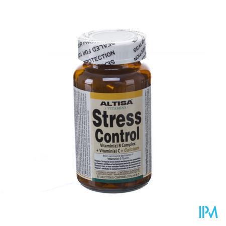 Altisa Stress Control B Complex 90 comprimés