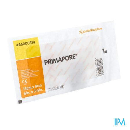 Farmawebshop - PRIMAPORE S&N VERB POST-OP 15CMX 8CM 1 66000318