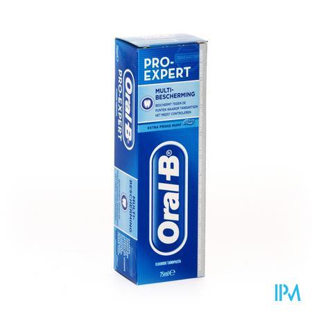 Oral B Pro Expert Multibescherming Clean Douce 75 ml