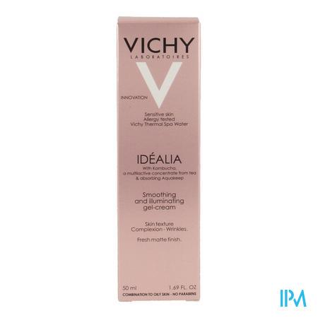 Vichy Idealia Gel-creme Huid Stralend 50ml