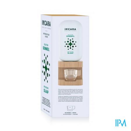 Incara Solution Sommeil Fl 250Ml  -  Incara Lab