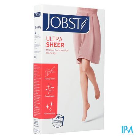 Jobst Ultrasheer Comf.k2 Dijkous Cl.black S