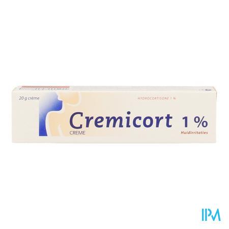 Cremicort H 1 % Creme 20 gr