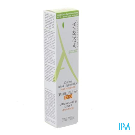 Aderma Epitheliale Ah Duo 40ml
