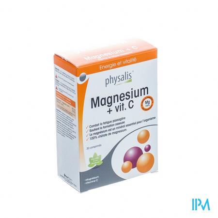 Magnesium + C 30 tabletten