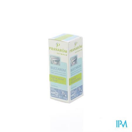Buccarom Oral 15 g gel