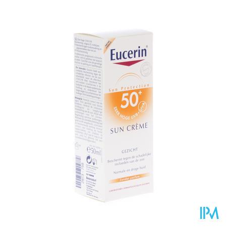 Eucerin Sun Creme SPF50+ 50 ml