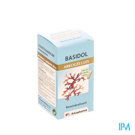 Arkocaps Basidol Plantaardig 45