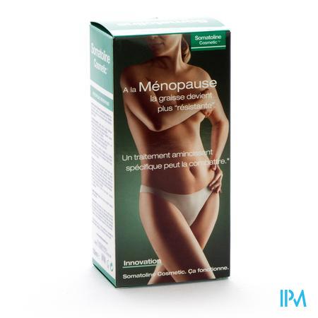 Somatoline Cosmetic Traitement Amincissant Ménopause 150 ml