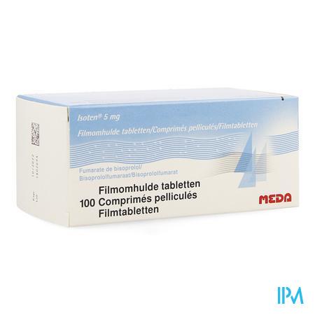 Isoten 5 mg Tabletten 100x 5 mg
