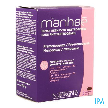 Manhae Comprimés 60