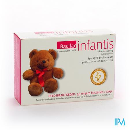 Bacilac Infantis Sticks 16 stuks