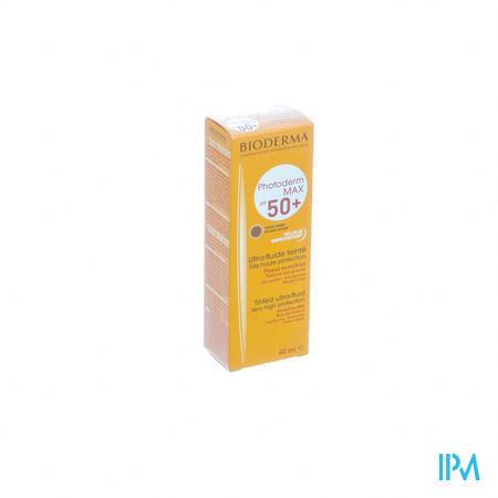 Bioderma Photoderm Max Ultra Fluide Doré SPF 50+ 40 ml