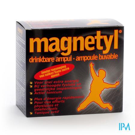 MAGNETYL DRINKB. AMP 15X15ML