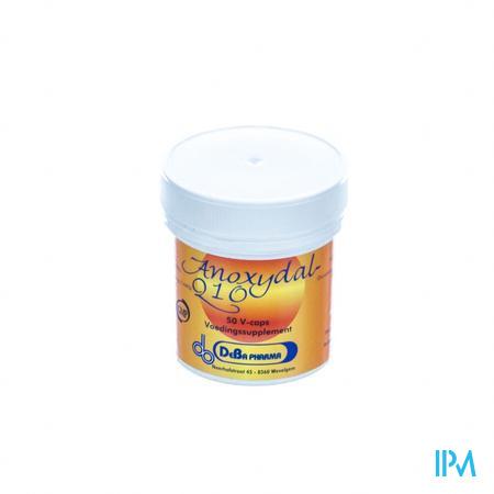 Anoxydal-q10 V-caps 50 Deba