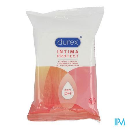 Durex Intieme Doekjes 20