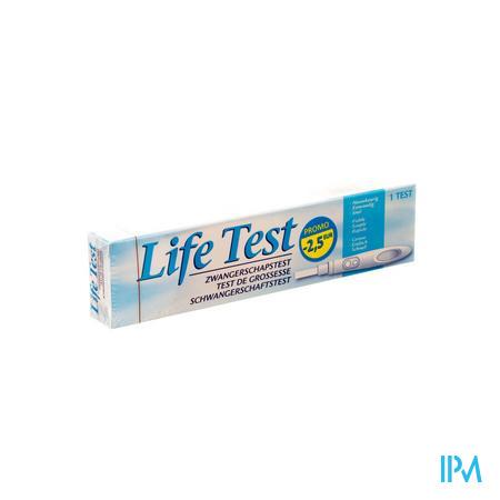 Lifetest Zwangerschapstest Stick 1 -2,5€ Promo
