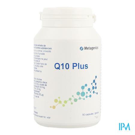 Q10 Plus Capsule 90 149 Metagenics
