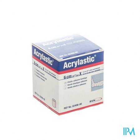 Acrylastic 2,5 M X 6 Cm 2406
