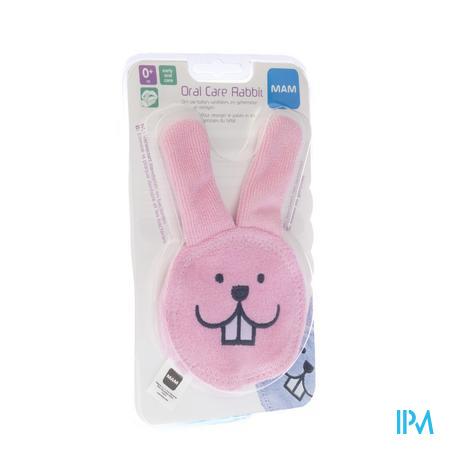 Dodie Oral Care Rabbit Mam 1 stuk