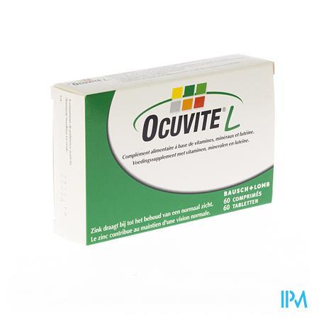 Farmawebshop - OCUVITE LUTEINE VIT+MIN OGEN 60T