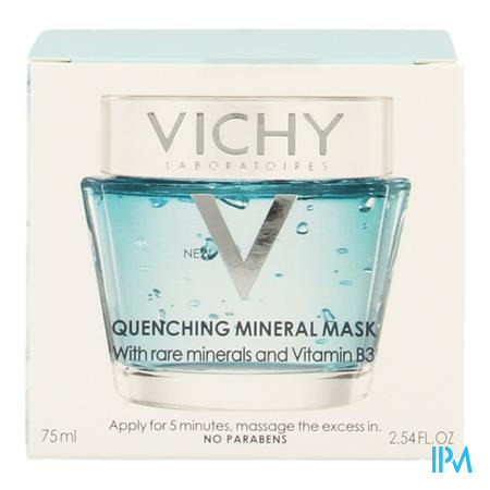 Vichy Purete Thermale Mineralen Desalt Masker 75ml