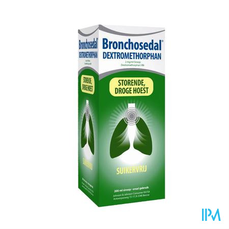 Bronchosedal Dextromethorp Sir 200ml