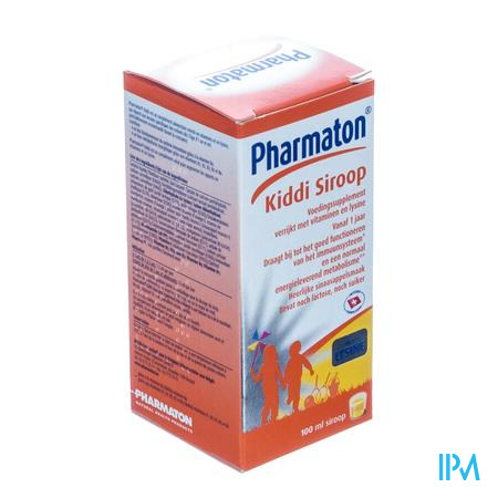 Pharmaton Kiddi Sir 100 ml