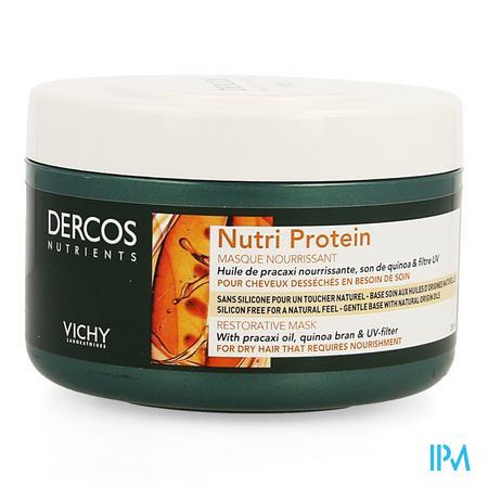 Vichy Dercos Nutrients Masker Voedend 250ml