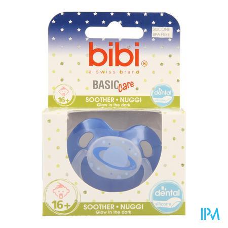 Bibi Fopspeen Basic Care Glow +16M