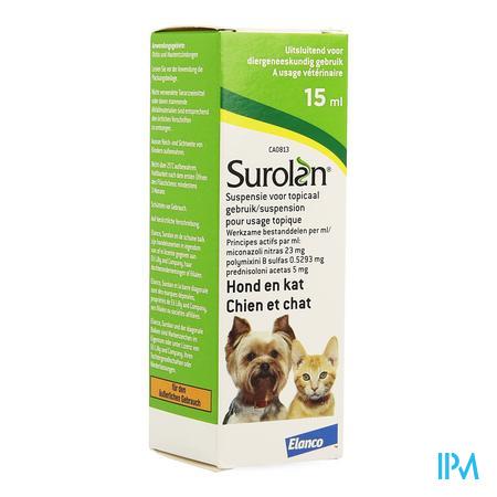 Surolan Gutt 15ml