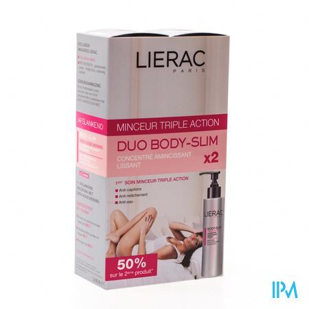 Lierac Body Slim Lichaam DUO Promo 2 x 200ml 2 x 200 ml