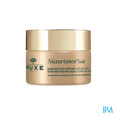 Nuxe Nuxuriance Gold Bme Nuit Nutri Fortif. 50ml
